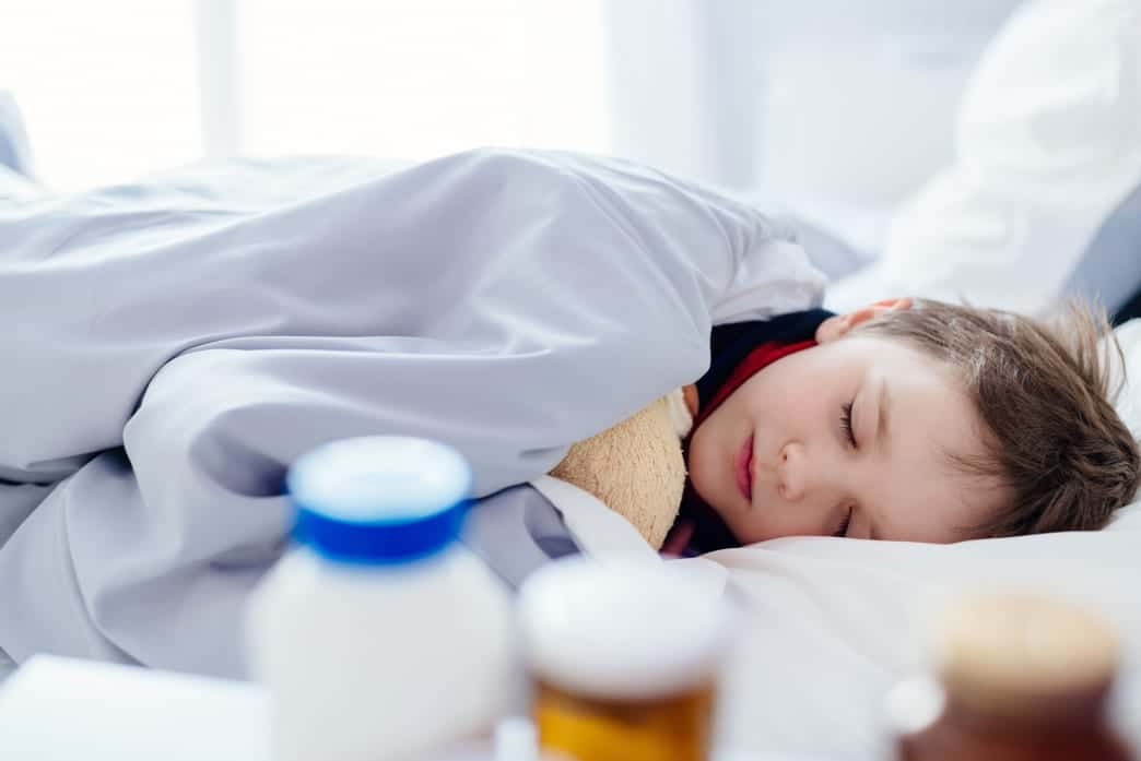 The Unexpected Reason Why Healthy Children Are So Vulnerable to Dying from the Flu