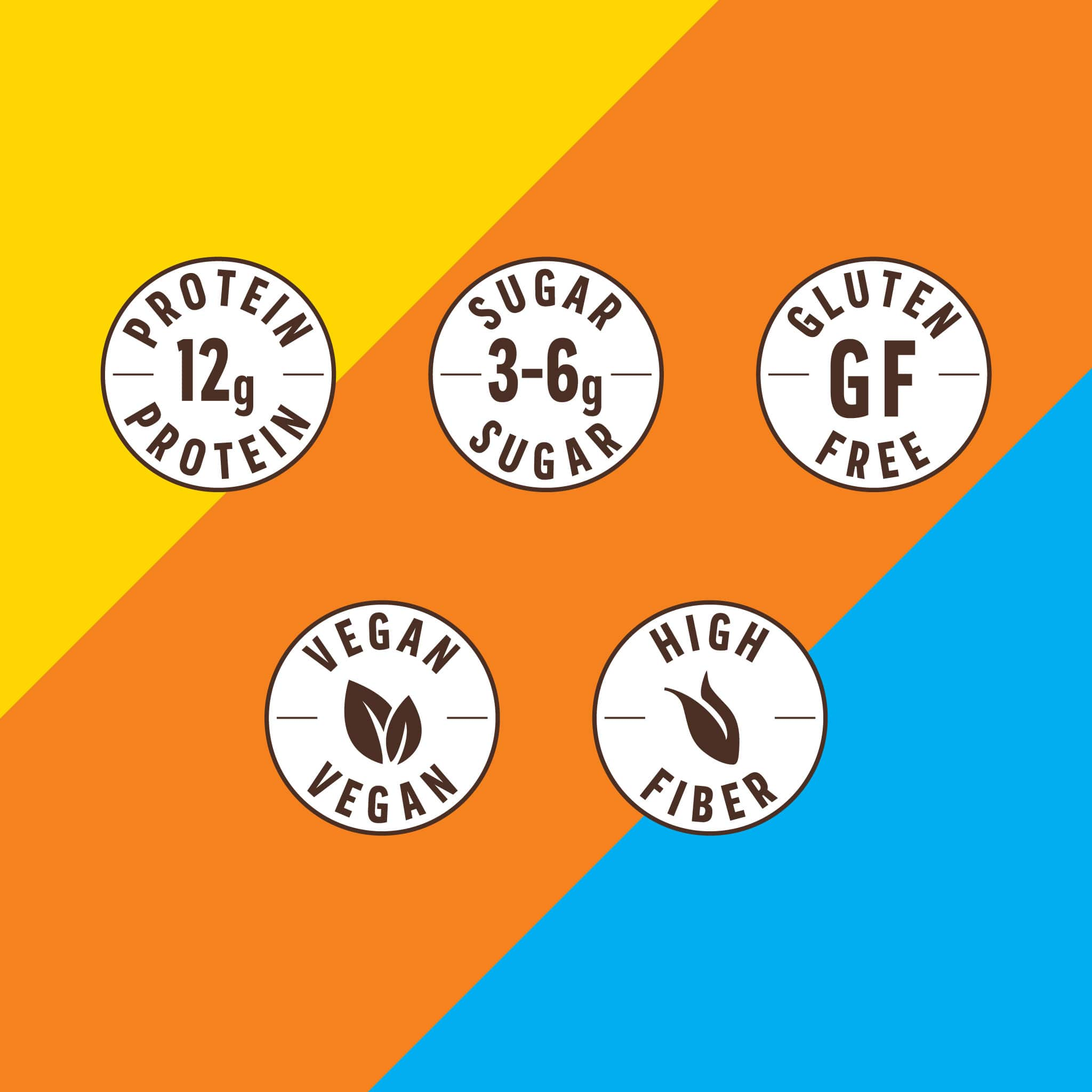 Grab The Gold Protein Cookie 3up Nutrition Icons 09.20