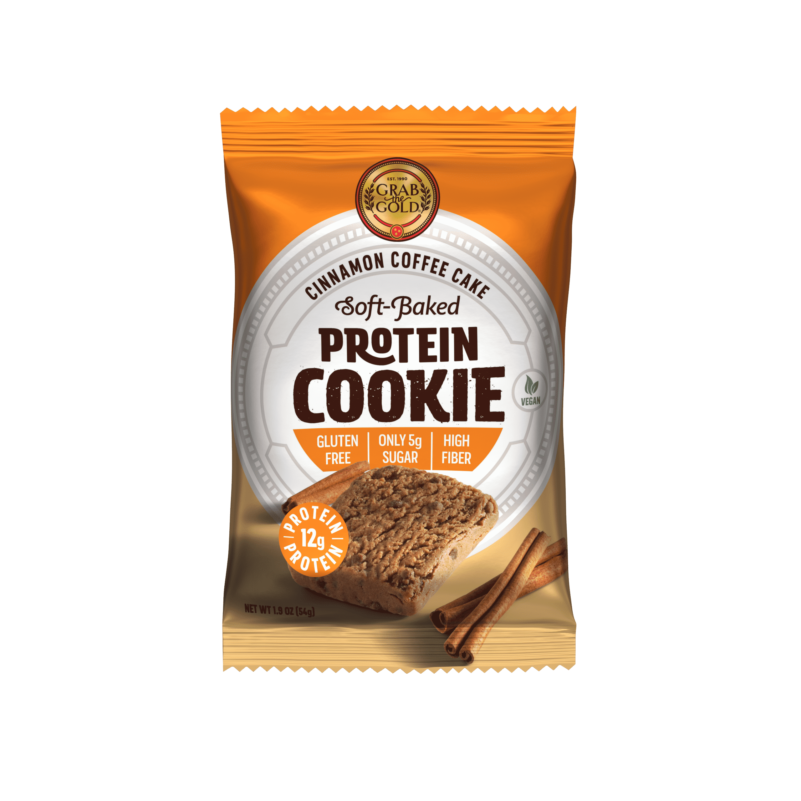 Grab The Gold Protein Cookie CCC Wrapper Rendered 07.20