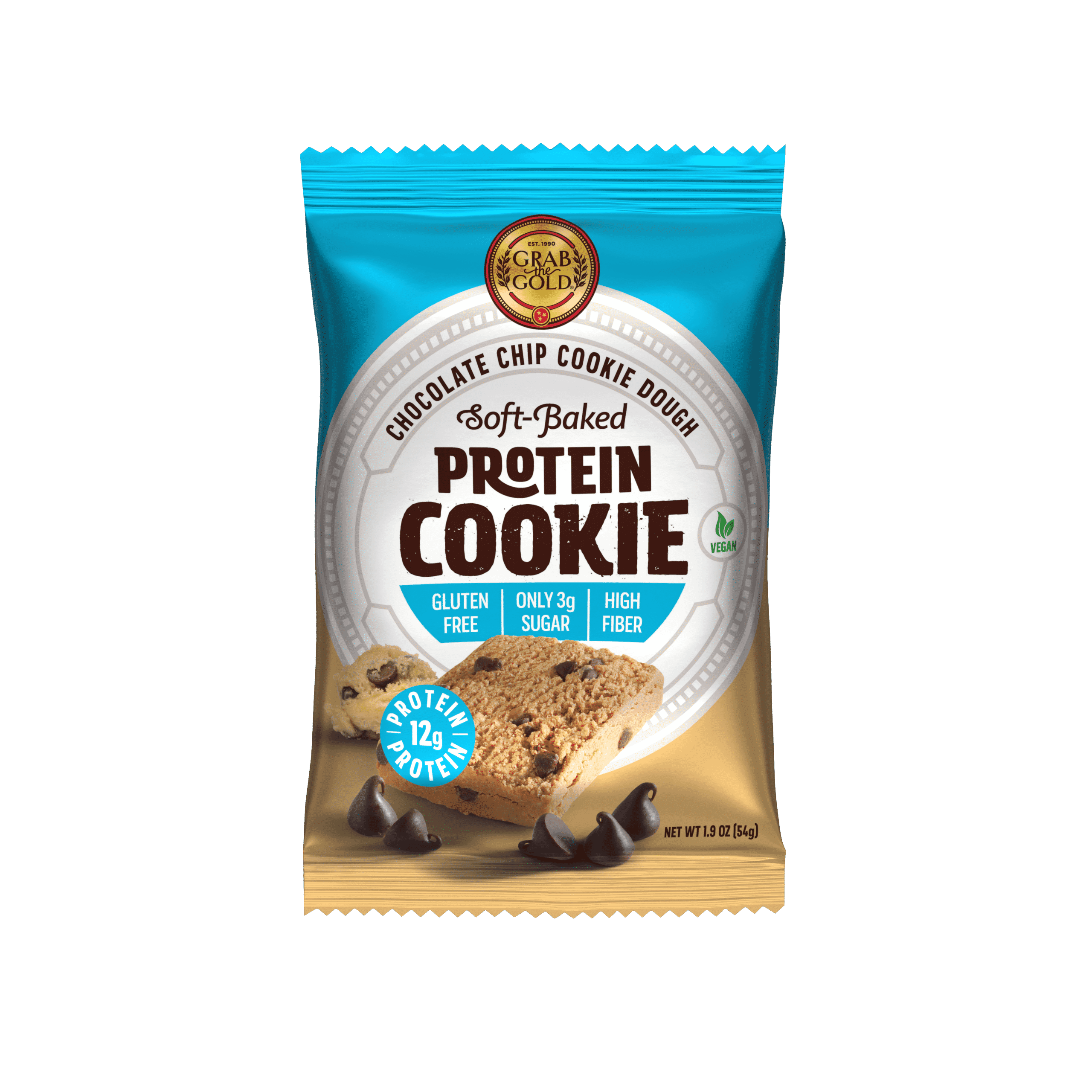 Grab The Gold Protein Cookie CCD Wrapper Rendered 07.20