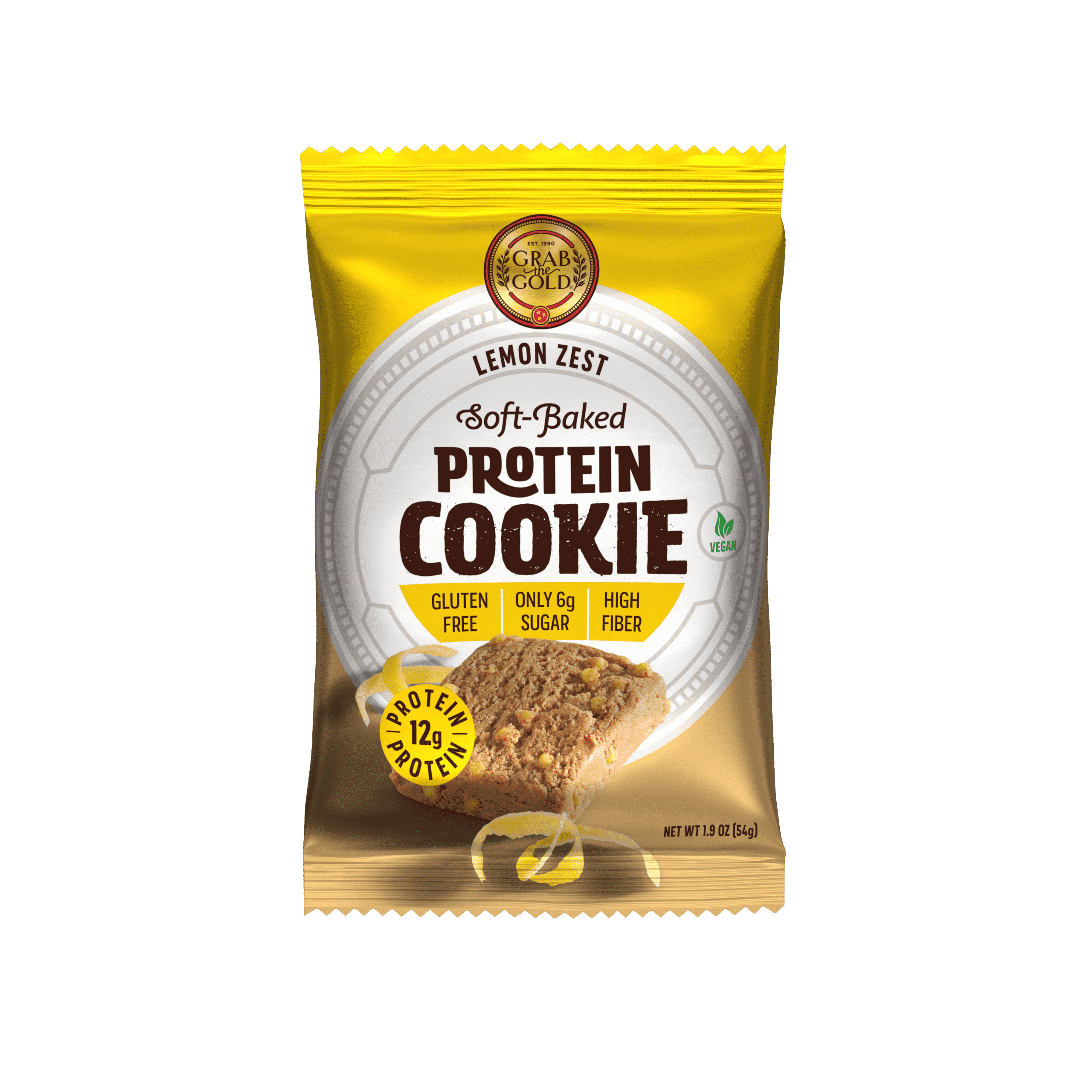 Grab The Gold Protein Cookie LMZ Wrapper Rendered 07.20