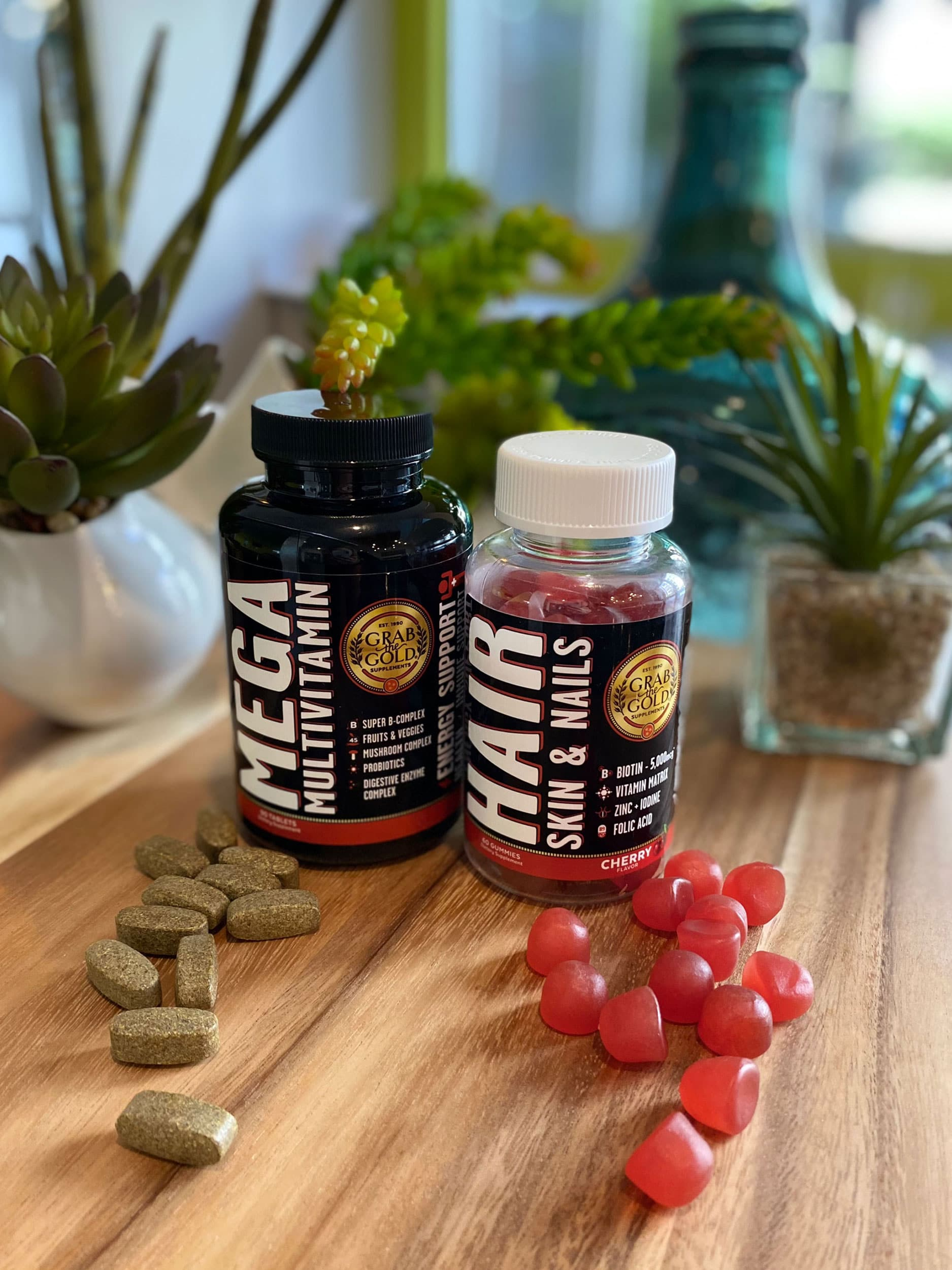 grab the gold daily health supplements