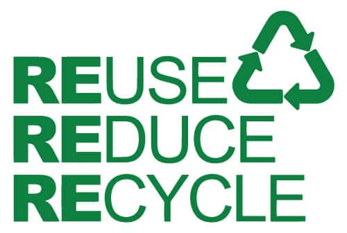 grab the gold reduce reuse recycle website logo
