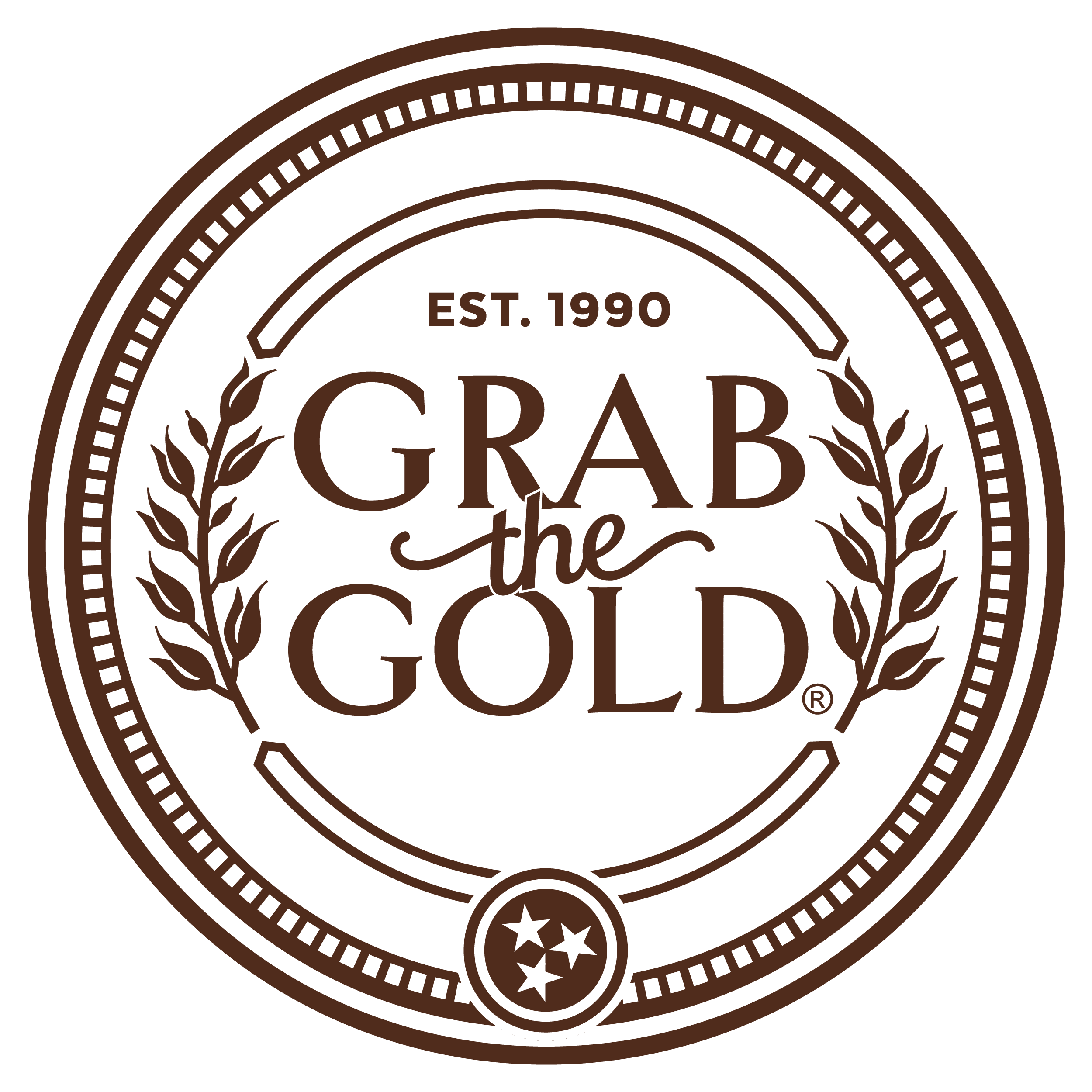 Grab The Gold Medallion 2020 One Color 04.21